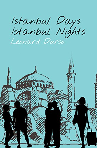 book cover Istanbul Days Istanbul Nights